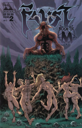 Faust: Book of M (1999) -2- Faust: Book of M #2 of 3