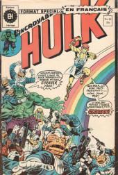L'incroyable Hulk (Éditions Héritage) -49- L'homme descendu d'un arc-en-ciel !