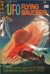 UFO Flying Saucers (Gold Key - 1968) -2- (sans titre)