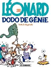 Léonard -31- Dodo de génie