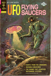 UFO Flying Saucers (Gold Key - 1968) -5- Giants from the Unknown