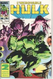 L'incroyable Hulk (Éditions Héritage) -156157- Dors, mon enfant...