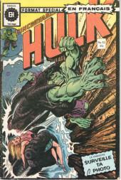 L'incroyable Hulk (Éditions Héritage) -55- La proclamation d'Abomination !