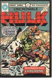 L'incroyable Hulk (Éditions Héritage) -7475- Compte à rebours vers la catastrophe