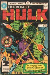 L'incroyable Hulk (Éditions Héritage) -9091- La bataille dessous