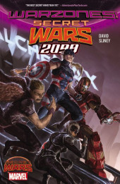 Secret Wars 2099 (2015) -INT- Secret Wars 2099