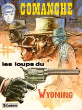 Comanche -3d1983b- Les loups du Wyoming