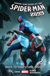 Spider-Man 2099 (2015) -INT7- Back to the future, shock!