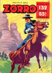 Zorro (2e Série - SFP puis SFPI) -4- Numéro 4