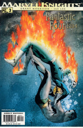 Fantastic Four: 1234 (2001) -3- 3: Darkness and the moleman