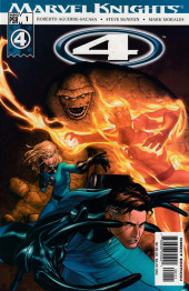 Marvel Knights 4 (2004) -1- Wolf at the door part 1