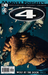 Marvel Knights 4 (2004) -2- Wolf at the door part 2
