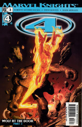 Marvel Knights 4 (2004) -3- Wolf at the door part 3