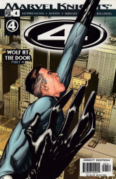 Marvel Knights 4 (2004) -4- Wolf at the door Part 4