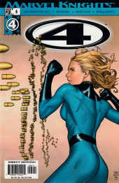 Marvel Knights 4 (2004) -5- The pine barrens part 1