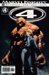 Marvel Knights 4 (2004) -6- The pine barrens part 2