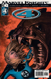 Marvel Knights 4 (2004) -7- The pine barrens part 3