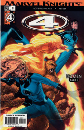 Marvel Knights 4 (2004) -9- Frozen part 2
