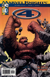 Marvel Knights 4 (2004) -10- The stuff of nightmares part 1