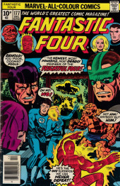 Fantastic Four (1961) -177UK- Look out for the frightful four!