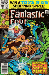 Fantastic Four (1961) -223- That a child may live...
