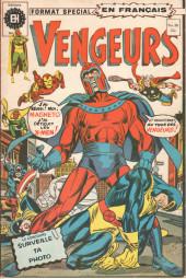 Les vengeurs (Éditions Héritage) -38- Et maintenant Magneto !