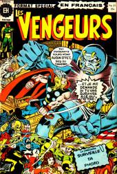 Les vengeurs (Éditions Héritage) -37- La mesure d'un homme !