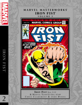 Marvel Masterworks: Iron Fist (2011) -INT02- Iron Fist Volume 2