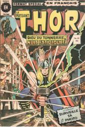 Thor (Éditions Héritage) -39- J'habite dans l'obscurité !