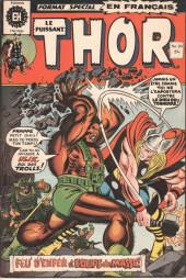 Thor (Éditions Héritage) -20- Le marteau et le feu de l'enfer !