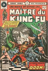 Les mains de Shang-Chi, maître du Kung-Fu (Éditions Héritage) -4647- Le Gambit du phénix