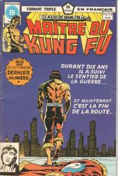 Les mains de Shang-Chi, maître du Kung-Fu (Éditions Héritage) -112113- Rétribution