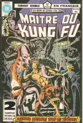 Les mains de Shang-Chi, maître du Kung-Fu (Éditions Héritage) -104105- Aventure infernale dans les ténèbres