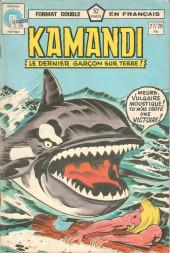 Kamandi (Éditions Héritage) -2728- Le Baron rouge