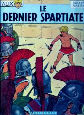 Alix -7a1975- Le Dernier Spartiate