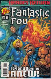 Fantastic Four (1998) -1- Vive la fantastique!