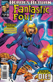 Fantastic Four (1998) -2- Be it ever so humble...
