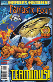Fantastic Four (1998) -4- The enemy within