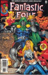 Fantastic Four Vol.3 (Marvel comics - 1998) -26- I am Doctor Doom