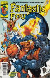 Fantastic Four Vol.3 (Marvel comics - 1998) -28- Flashpoint!