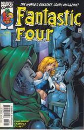 Fantastic Four Vol.3 (Marvel comics - 1998) -29- Fear!