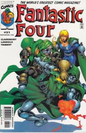Fantastic Four Vol.3 (Marvel comics - 1998) -31- Doomsday!
