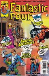 Fantastic Four Vol.3 (Marvel comics - 1998) -33- A town called revelation