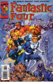 Fantastic Four Vol.3 (Marvel comics - 1998) -34- A nice day to oblivion