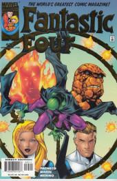 Fantastic Four Vol.3 (Marvel comics - 1998) -35- Shadows in the mirror!