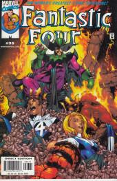 Fantastic Four Vol.3 (Marvel comics - 1998) -36- Day of the dark sun