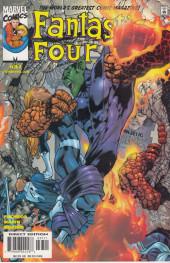 Fantastic Four Vol.3 (Marvel comics - 1998) -37- There's no business...