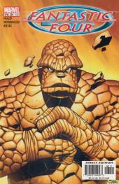 Fantastic Four Vol.3 (Marvel comics - 1998) -61490- 24 blocks and one blockhead