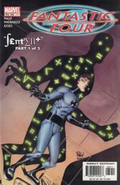 Fantastic Four Vol.3 (Marvel comics - 1998) -62491- sentient part 1 of 3