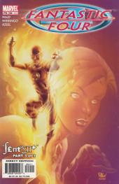 Fantastic Four Vol.3 (Marvel comics - 1998) -64493- Sentient part 3 of 3